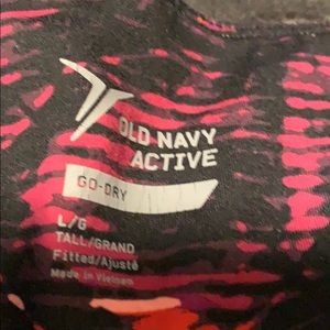Old Navy Pants - Old Navy High Rise Active Capris